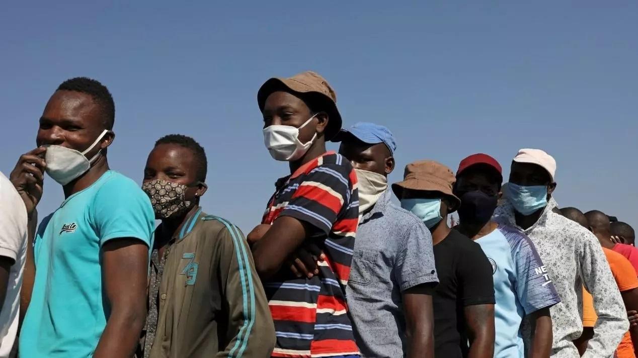 La OMS avisa de la amenaza de una tercera ola de COVID-19 en África    Proceso Digital