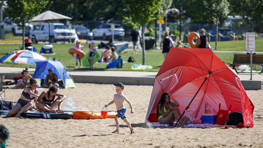 Canadá eleva a centenares las muertes causadas por la ola de calor |  Proceso Digital